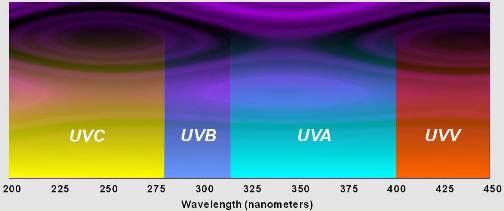 UV Spectre