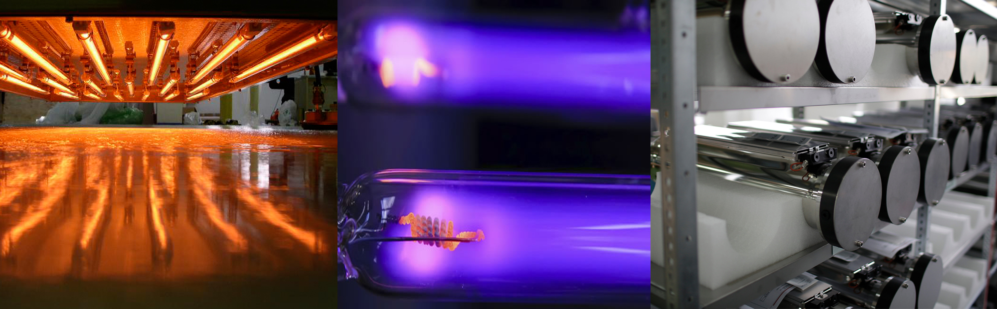 RADSYS, InfraRed, UltraViolet and Electron Beam